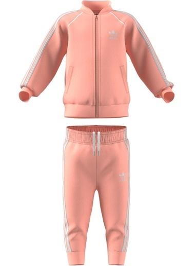 adidas Adidas Kız Çocuk Pembe Eşofman Takımı Pembe